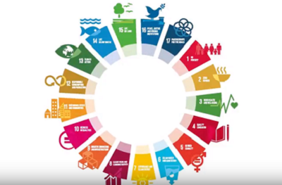 Space for the Sustainable Development Goals