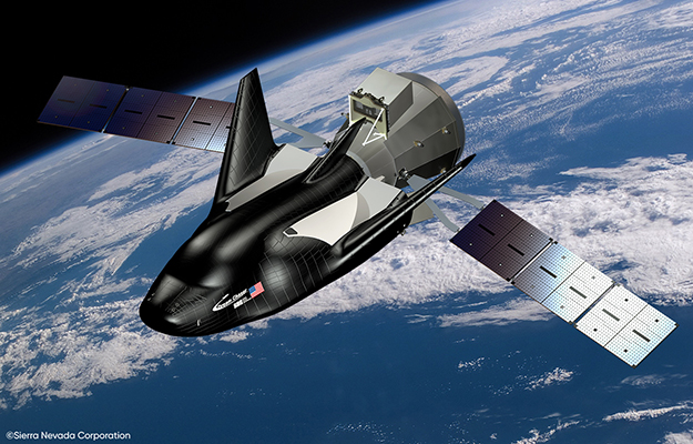 Dream Chaser Cargo System